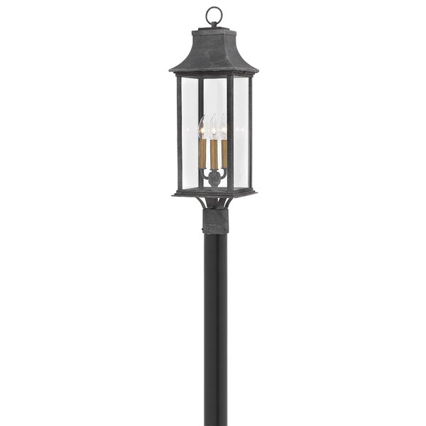 Adair 1-Light Outdoor 27.75 Post Light by Hinkley Lighting