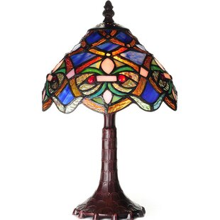 Affordable Arielle 13 Table Lamp By Warehouse of Tiffany