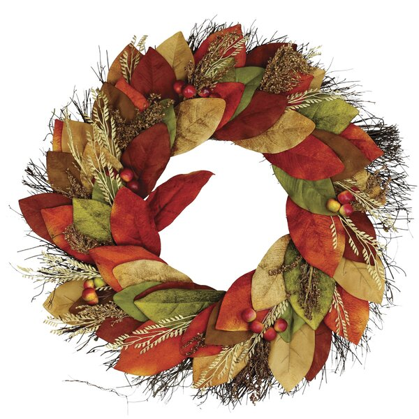 Autumn 22 Plastic Wreath by The Holiday Aisle