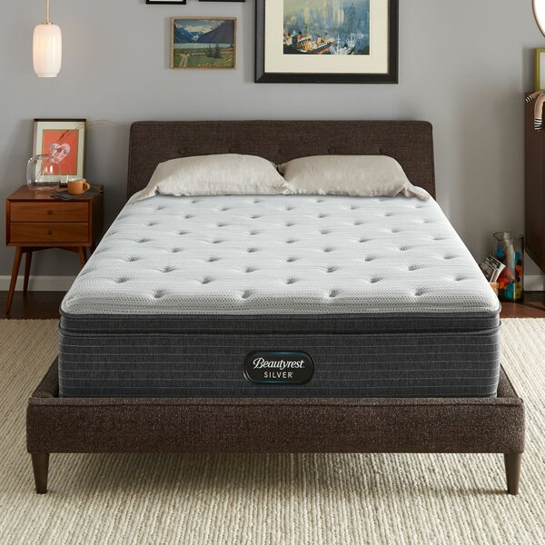 Beautyrest Silver 13 inch Plush Innerspring Mattress by Beautyrest