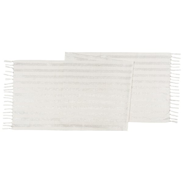 Ellaine Stripe Table Runner by Darby Home Co