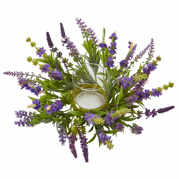 Lavender Candelabrum by Ophelia & Co.