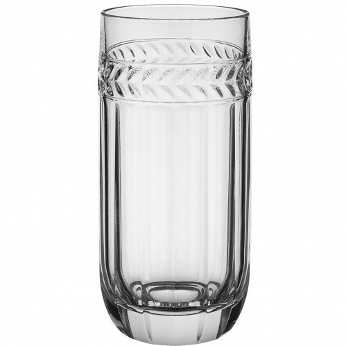 Miss Desiree 12 oz. Crystal Highball Glass by Villeroy & Boch