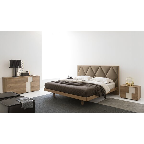 Erie - Bed - 4 Leg Base by Calligaris