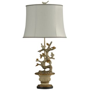 Great Price Olmos Birds in a Tree Motif 37 Table Lamp By One Allium Way