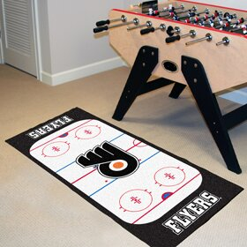 NHL - Philadelphia Flyers Rink Runner Doormat by FANMATS