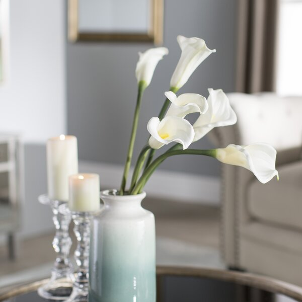 Calla Lily Stem (Set of 6) by Greyleigh