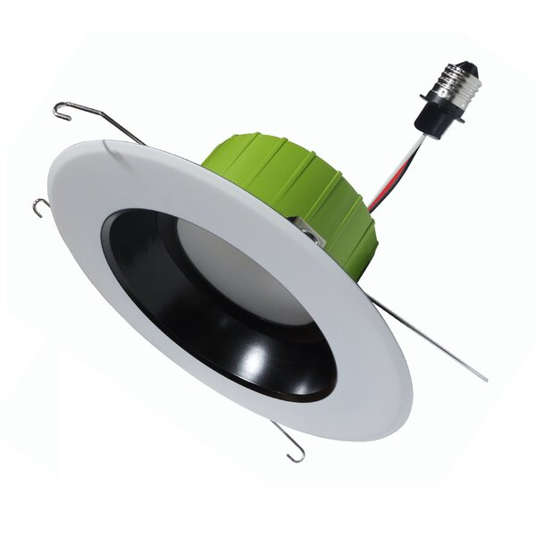 3000K 6 LED Recessed Retrofit Downlight by NICOR Lighting
