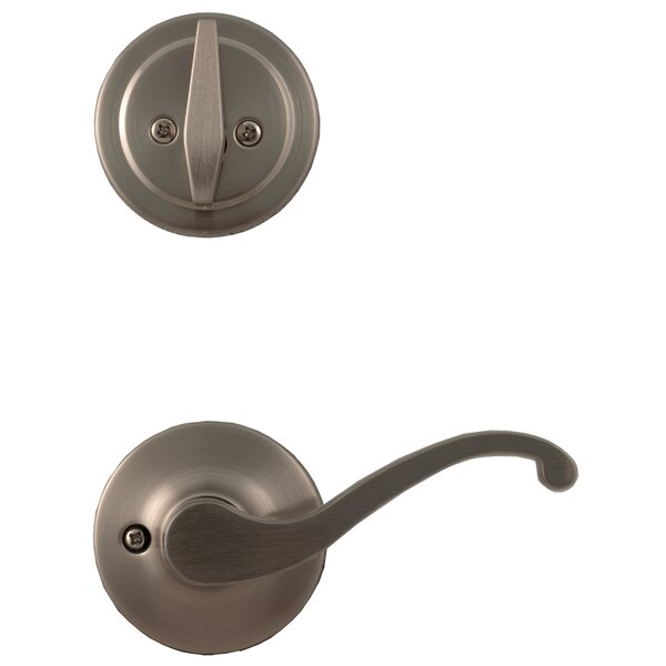Chatham Dummy Entrance Handleset, Interior Handle Only by Stone Harbor Hardware
