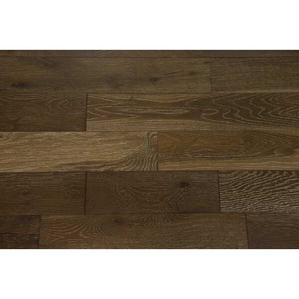 Santorini 5 Engineered Oak Hardwood Flooring in Granola by Branton Flooring Collection