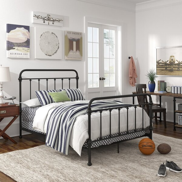 Barbera Standard Bed By Laurel Foundry Modern Farmhouse by Laurel Foundry Modern Farmhouse Discount