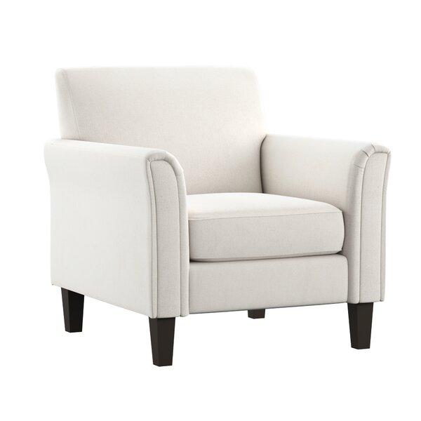 Ginnia Club Chair by Wrought Studio