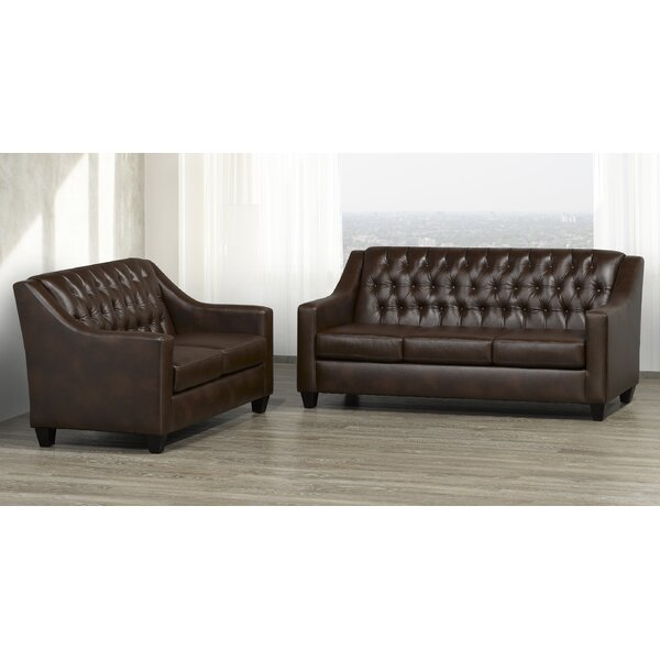 Debolt 2 Piece Living Room Set by Darby Home Co Darby Home Co
