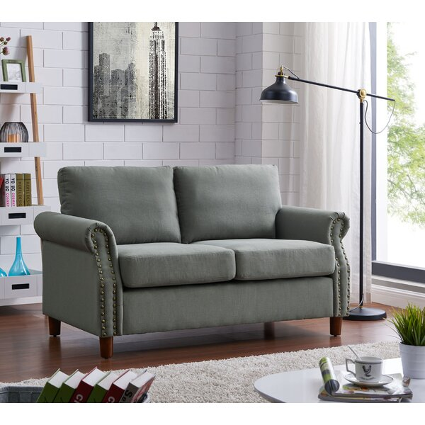 Alresford Loveseat By Charlton Home