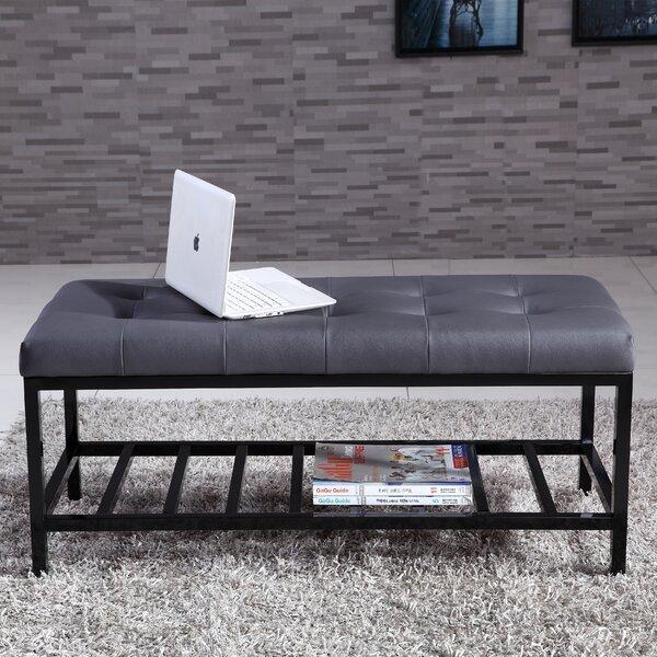 Fabric Storage Bench by NOYA USA