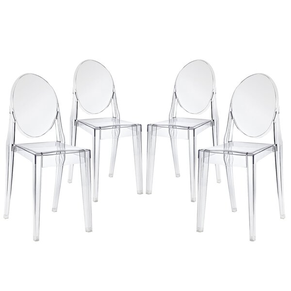 Amazing Oakdene Dining Chair (Set Of 4) By Mercer41 Today Only Sale