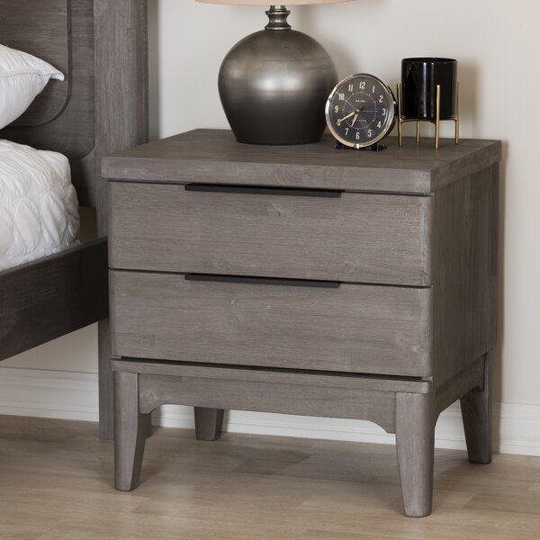 Duong 2 Drawer Nightstand by Ivy Bronx