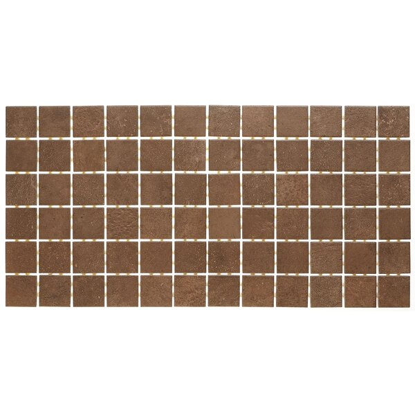 Fairfield 12 x 24 Ceramic Mosaic Tile in Cotto by Itona Tile