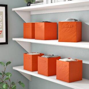 Foldable Storage Bin (Set Of 6)