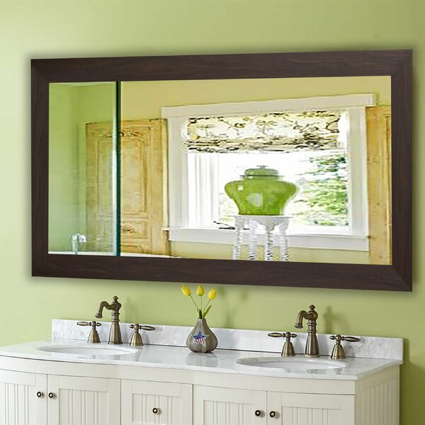 Lunt Farmhouse Accent Mirror by Gracie Oaks
