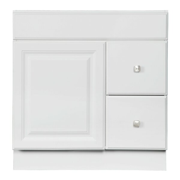 Searle 30'' Single Bathroom Vanity Base Only in White