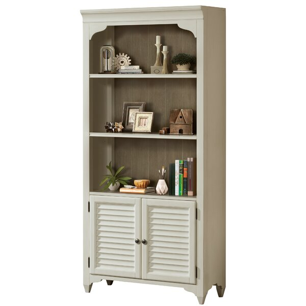 Afton Keeble Standard Bookcase by Rosecliff Heights Rosecliff Heights