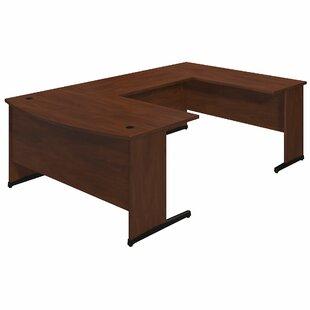 Series C Elite U-Shape Executive Desk (Set of 3)