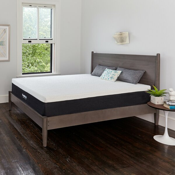 12 Medium Firm Memory Foam Mattress by Alwyn Home