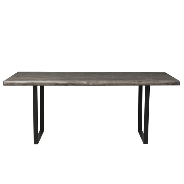 Leavens Trestle Dining Table by Union Rustic