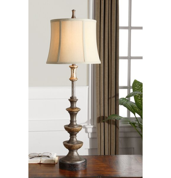 Ganado 35 Buffet Lamp by Charlton Home