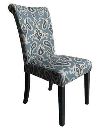 Clermont Upholstered Dining Chair (Set of 2) by Alcott Hill
