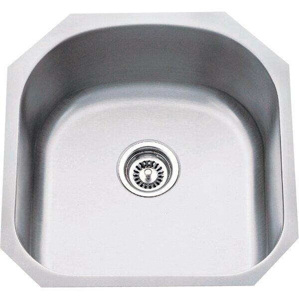 19.75 x 20.5 Undermount Service Sink by Hardware Resources
