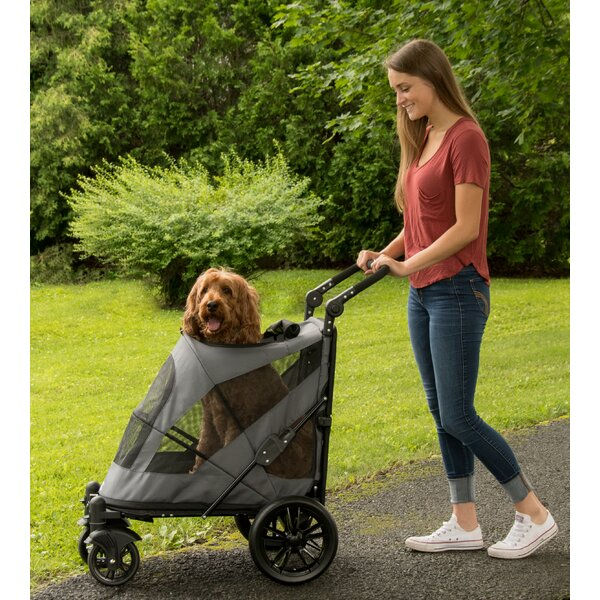 Excursion Standard Stroller by Pet Gear