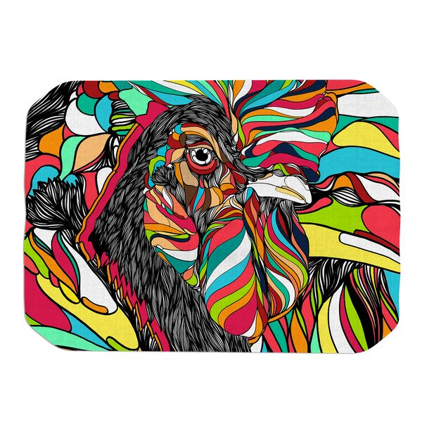Danny Ivan Tropical Placemat by East Urban Home