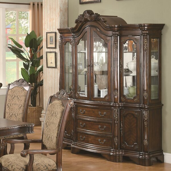 Fenland China Cabinet by Wildon Home®