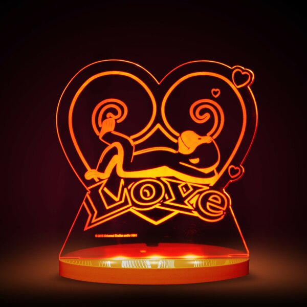Curious George Love LED 3-Light Night Light by CompassCo