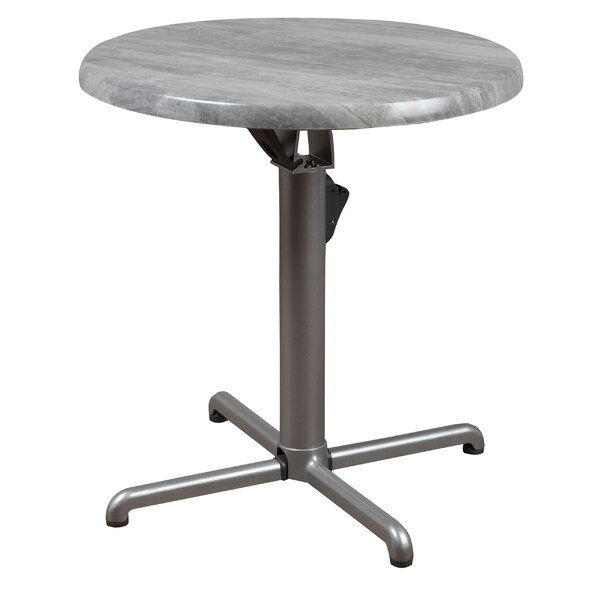 Tommy Isotop Folding Bistro Table by Brayden Studio