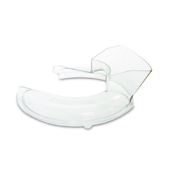 1-Piece Pouring Shield with Wide Chute by KitchenA