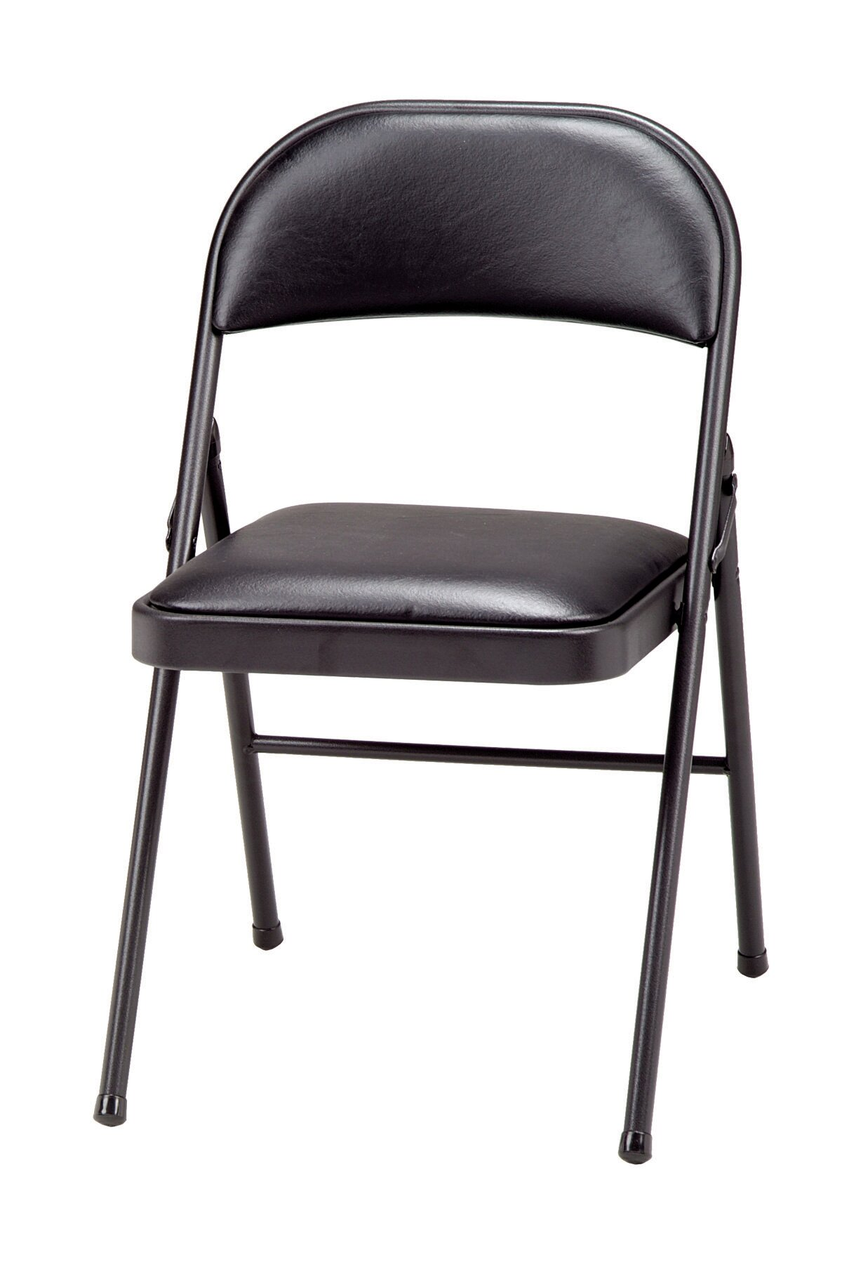 Meco Deluxe Vinyl Padded Folding Chair & Reviews