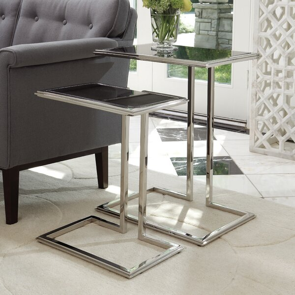 Cozy Up End Table by Global Views Global Views