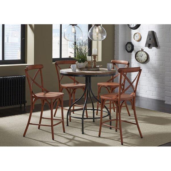 Fauntleroy 5 Piece Pub Table Set by Trent Austin Design Trent Austin Design