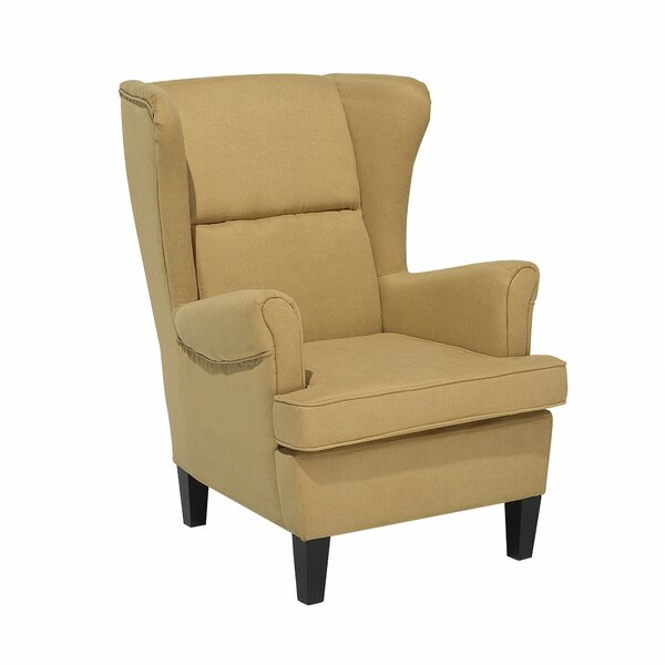 Duwayne Wingback Chair by Darby Home Co