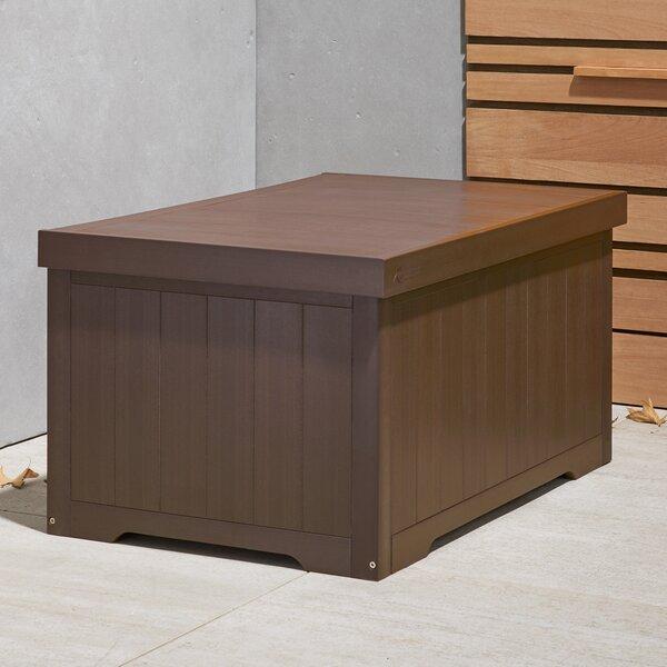 70 Gallon Resin Deck Box by Trinity Trinity