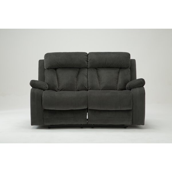 #2 Ullery Living Room Reclining Loveseat By Winston Porter Coupon