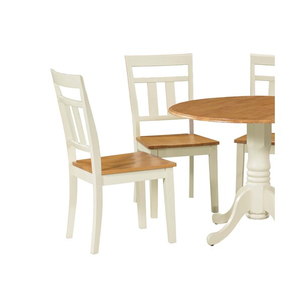 Belmont Wooden Dining Chair (Set of 2) by Highland Dunes