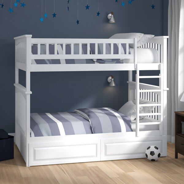 Henry Bunk Bed with Storage by Viv + Rae