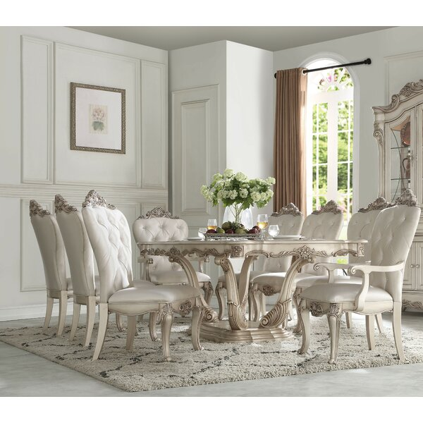 Castonguay Extendable Dining Table by Astoria Grand Astoria Grand