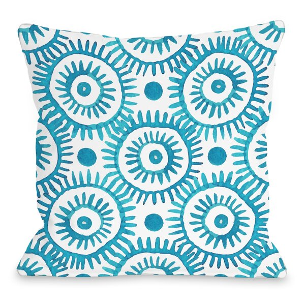 Gerritt Throw Pillow by Bloomsbury Market
