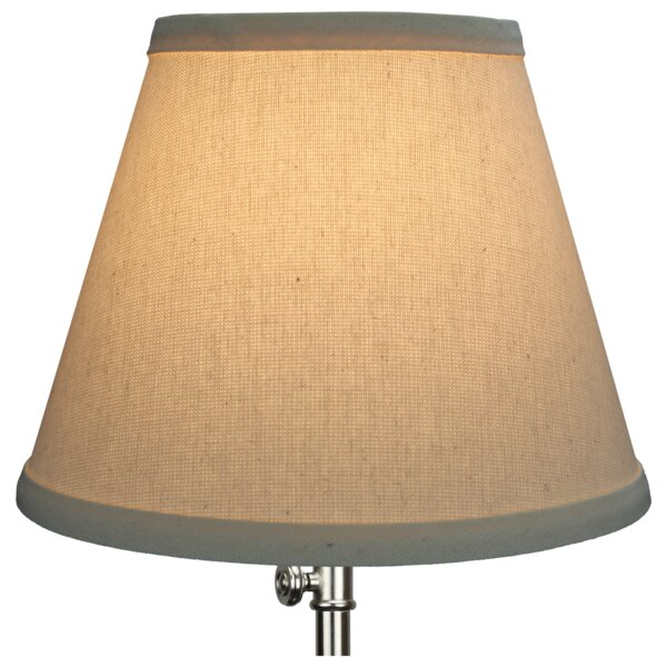 9 Linen Empire Lamp Shade by Fenchel Shades