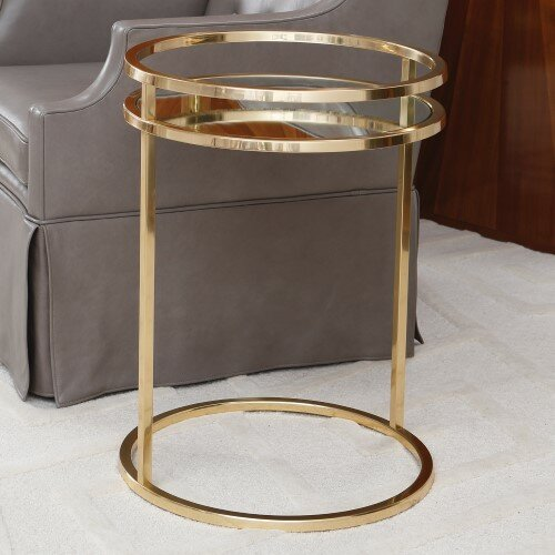 Ring End Table by Global Views Global Views